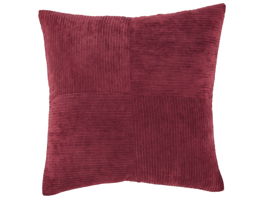Signature Design by Ashley PillowsJinelle Brick Red Pillow