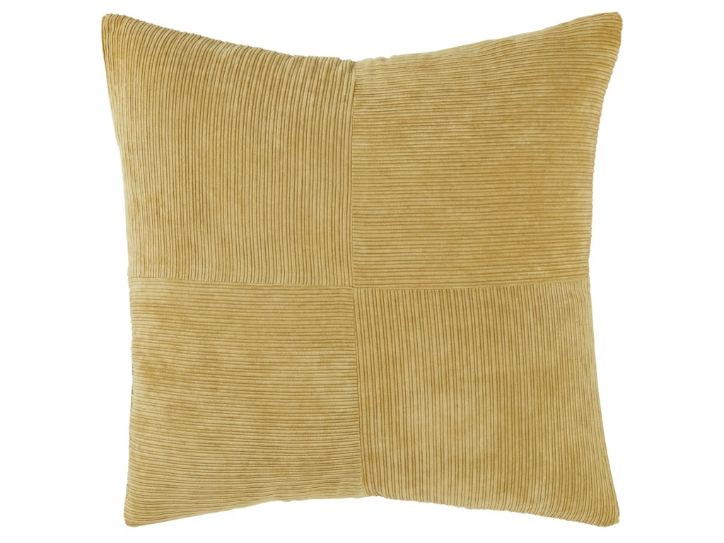 Signature Design by Ashley PillowsJinelle Ochre Pillow
