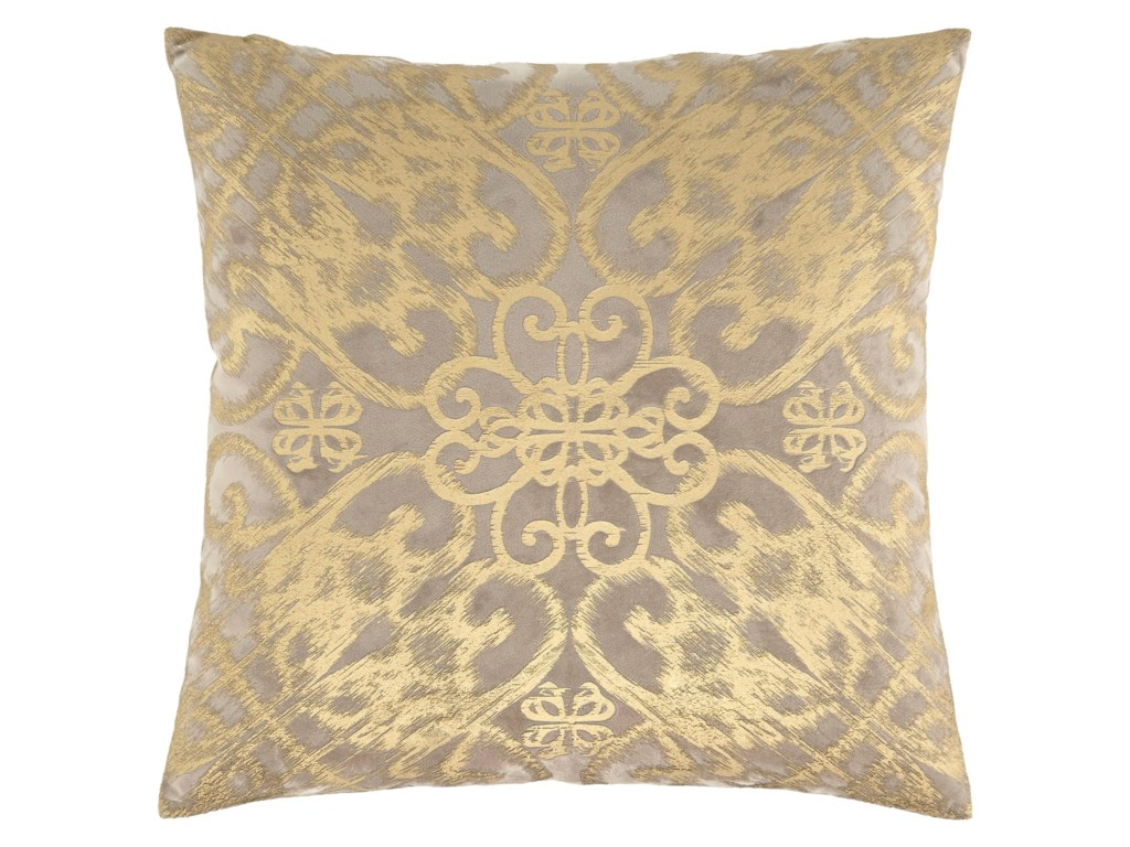 crest pillow with pillows lili gold silver and of neutrals l accents alessandra moodshot