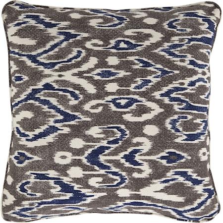Kenley Blue/Brown Pillow
