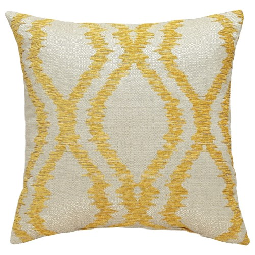 Signature Design by Ashley Pillows Estelle - Yellow Pillow