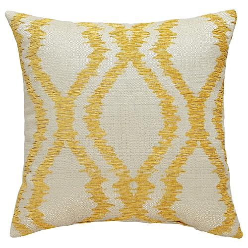Signature Design by Ashley Pillows Estelle - Yellow Pillow