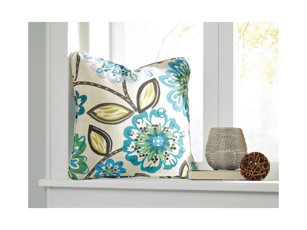 Signature Design by Ashley PillowsMireya Multicolor Pillow