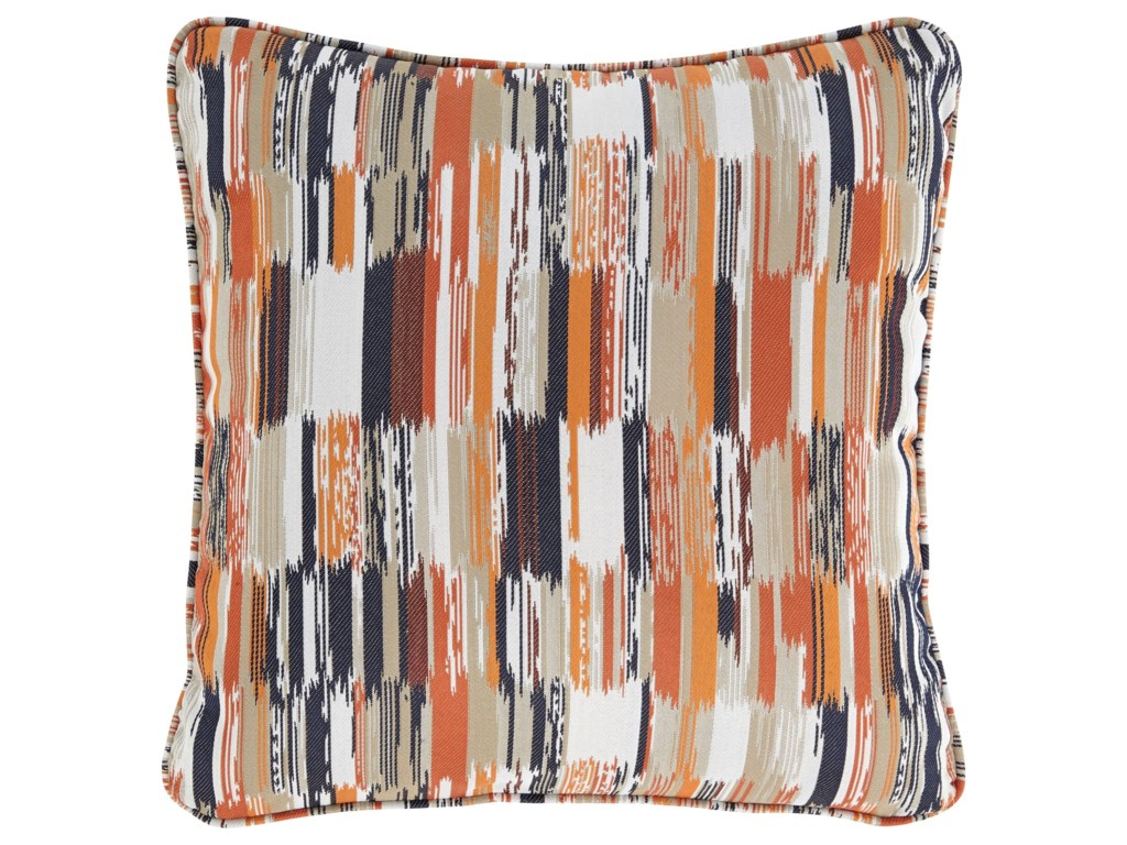 Signature Design By Ashley Pillows Jadran Multicolor Pillow