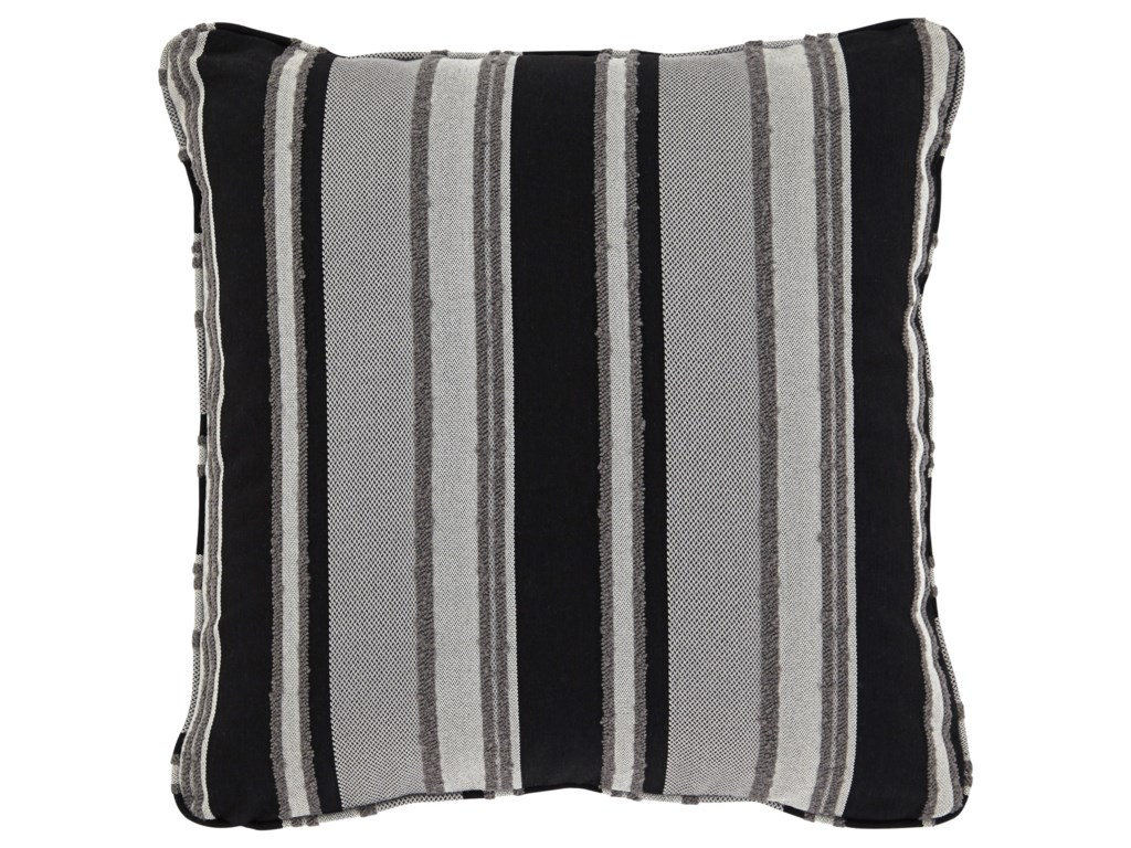 Signature Design by Ashley PillowsSamuel Black/Tan Pillow