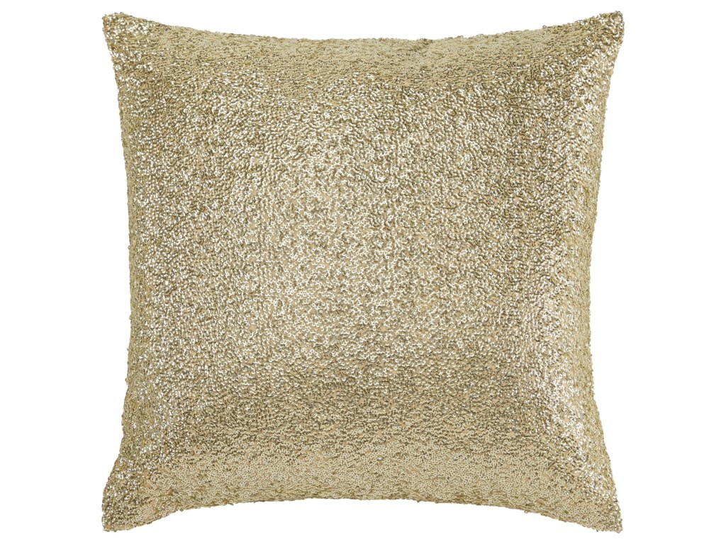 Trendz PillowsRenegade Gold Pillow