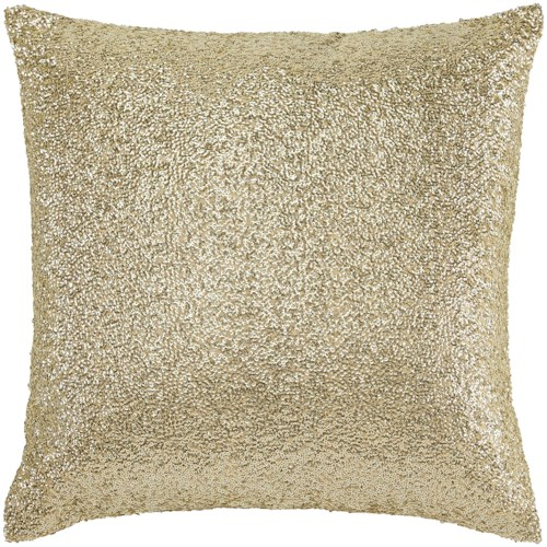 Signature Design by Ashley Pillows Renegade Gold Pillow