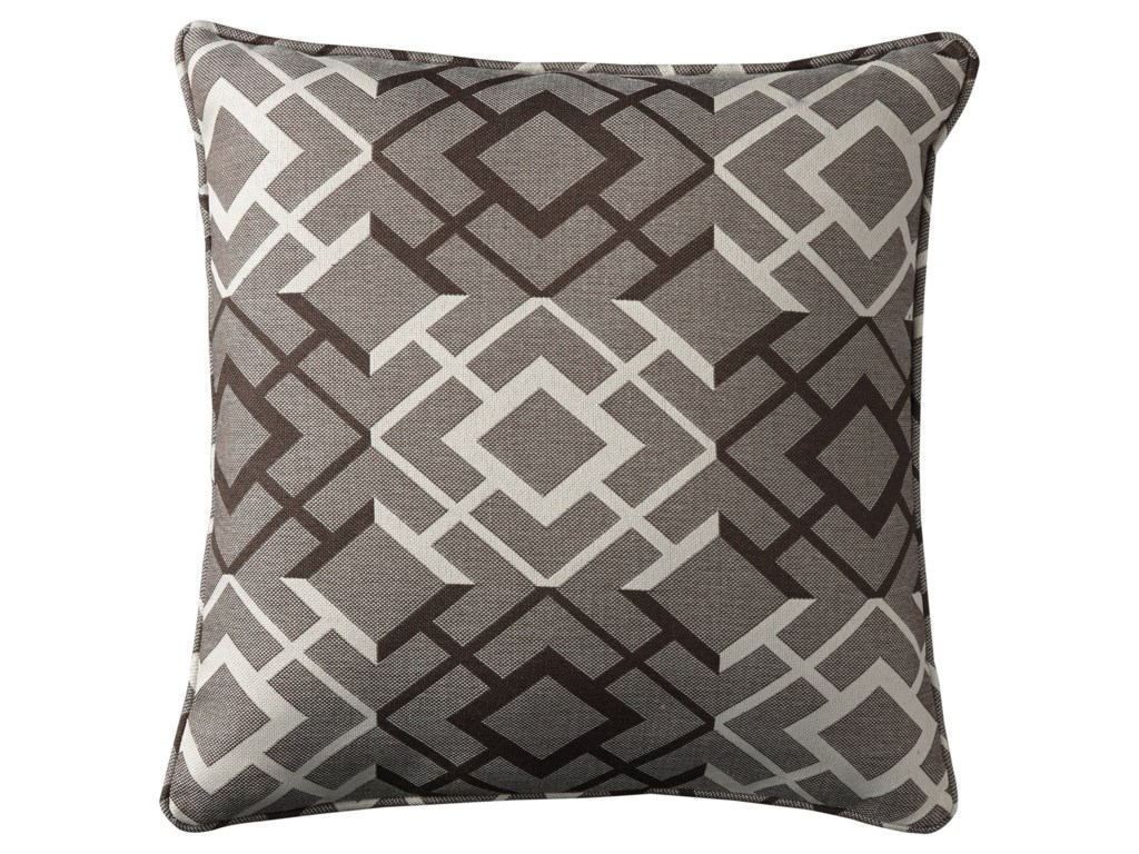 Signature Design by Ashley PillowsRaymond Brown/Cream Pillow