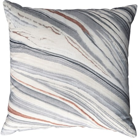 Miquel Gray/Cream Pillow