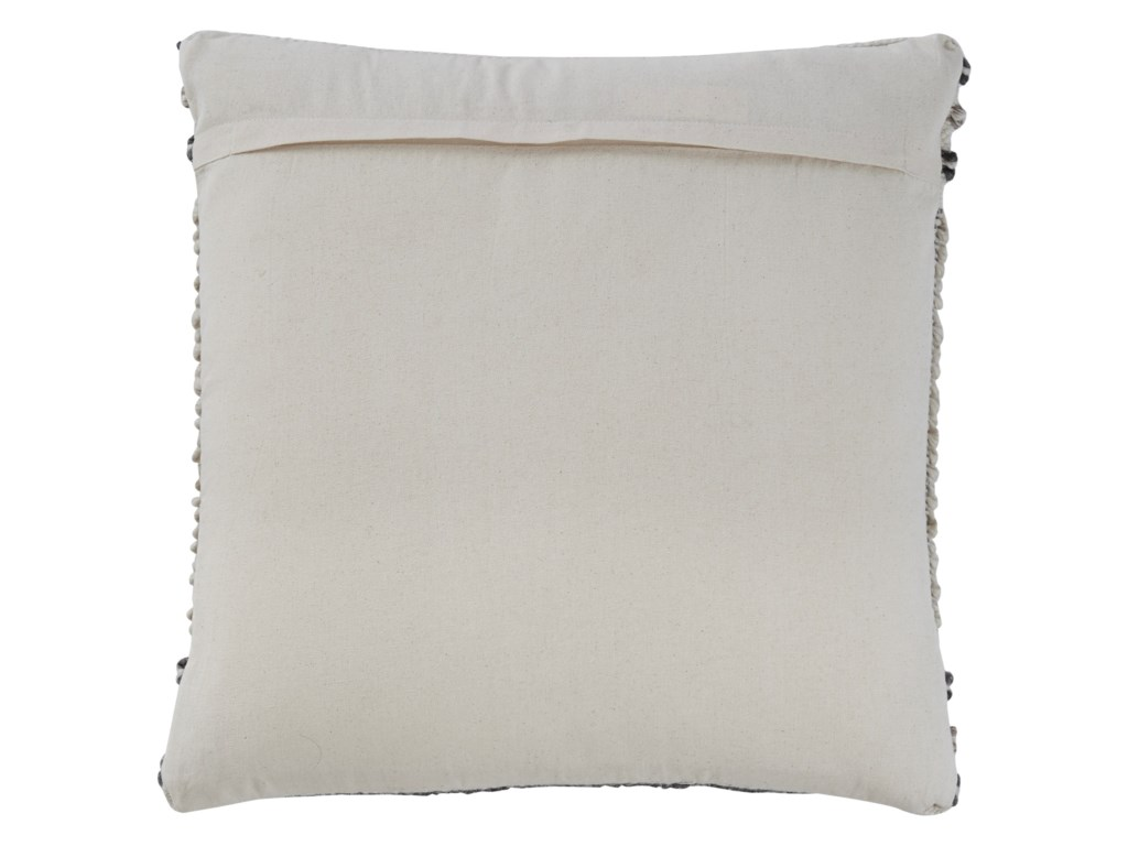Rooms Collection Three PillowsRicker Gray/Cream Pillow