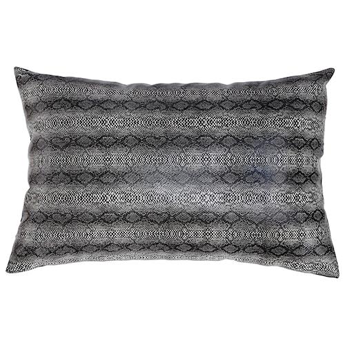 Signature Design by Ashley Pillows Savier Black/Gray Pillow