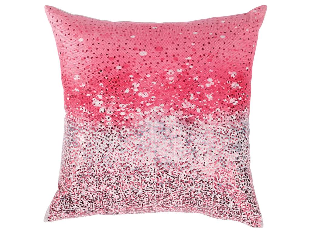 Signature Design by Ashley PillowsMeilani Pink Pillow