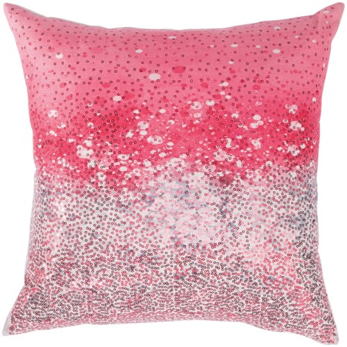 Signature Design by Ashley Pillows Meilani Pink Pillow