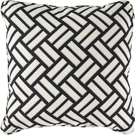 Ayres Black/White Pillow