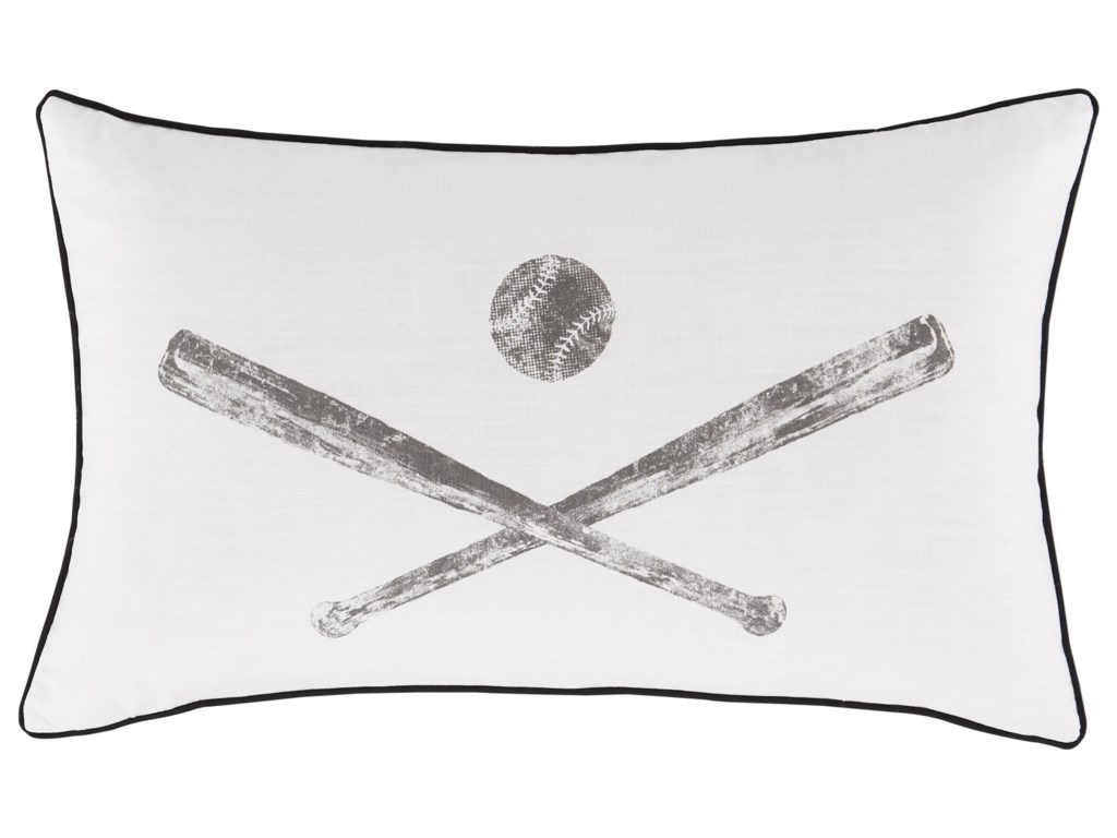 Signature Design by Ashley PillowsWaman Charcoal Pillow