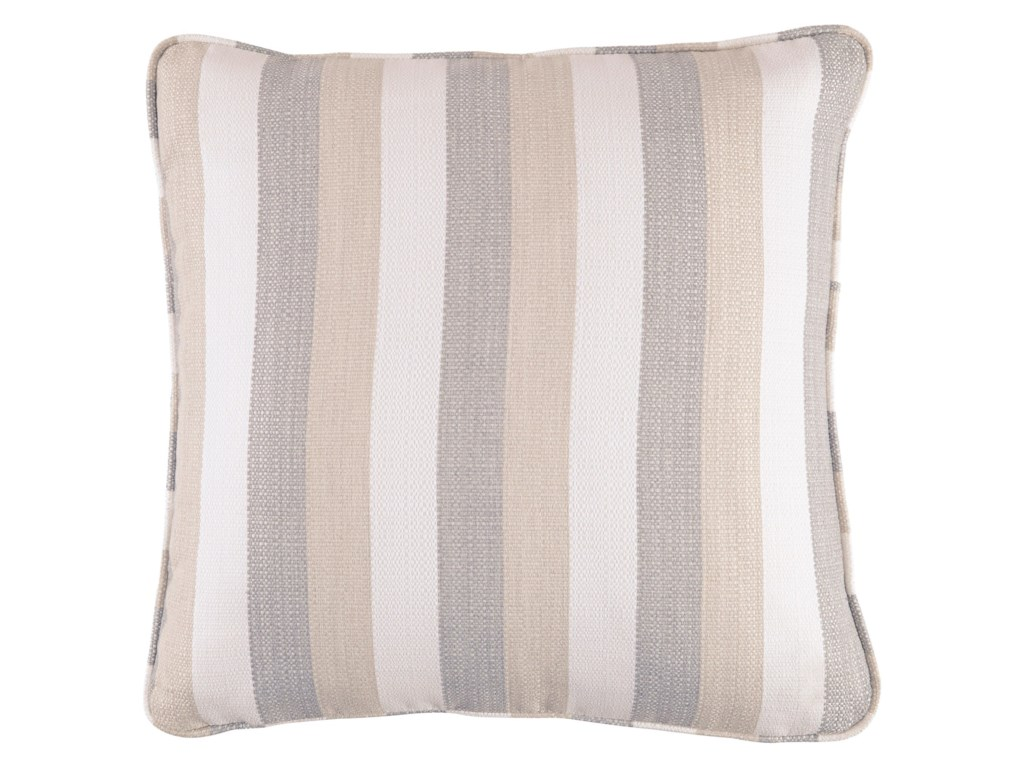 Signature Design by Ashley PillowsMistelee Tan/Cream/Gray Pillow