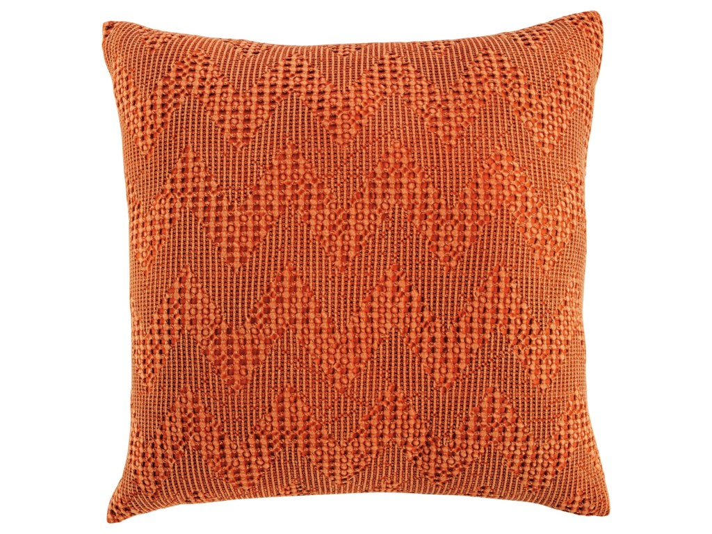 (Up to 50% OFF sale price) Collection # 3 PillowsDunford Rust Pillow
