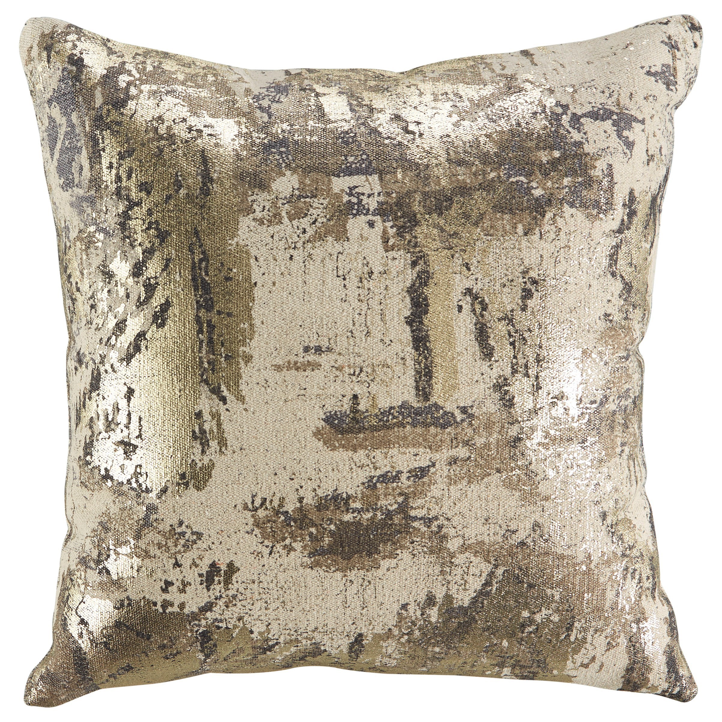 Esben Natural/Gray/Taupe Pillow