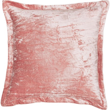 Marvene Blush Pink Pillow