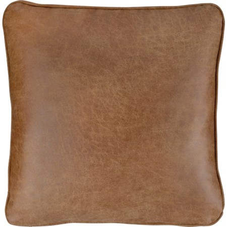 Cortnie Caramel Pillow