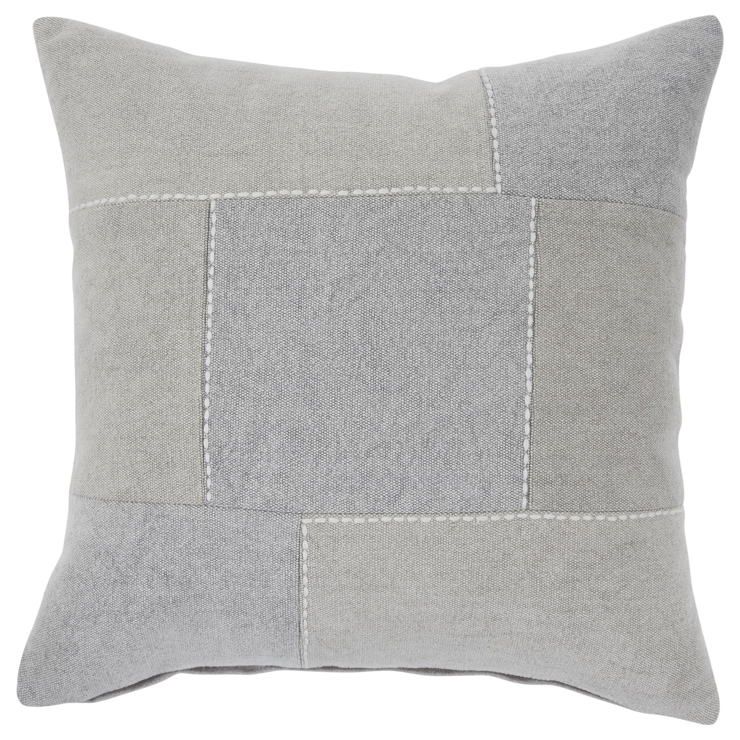 Lareina Gray/Tan Pillow