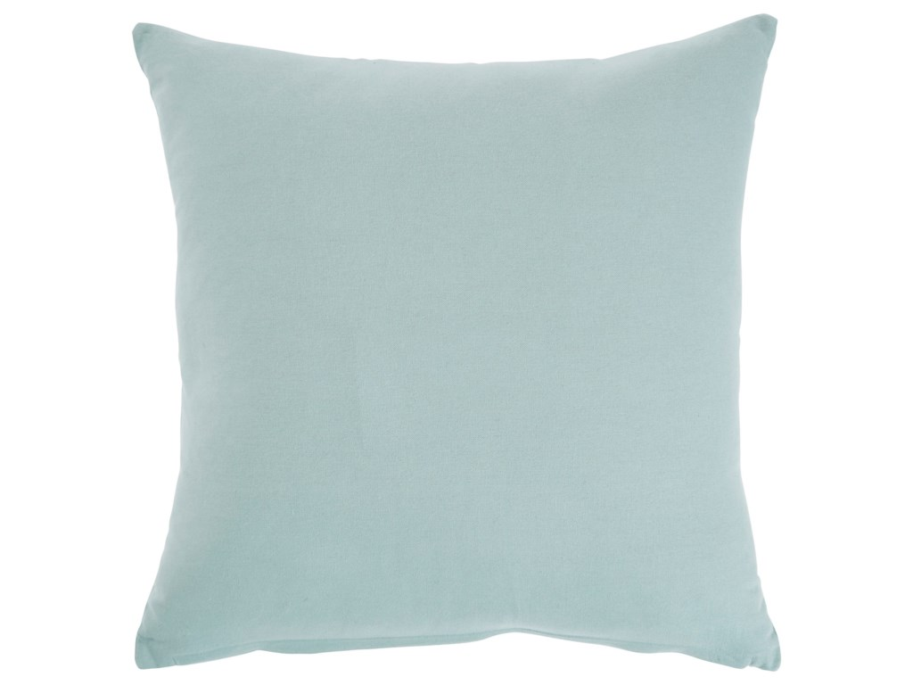 Signature Design by Ashley PillowsDreamers Light Green/White Pillow