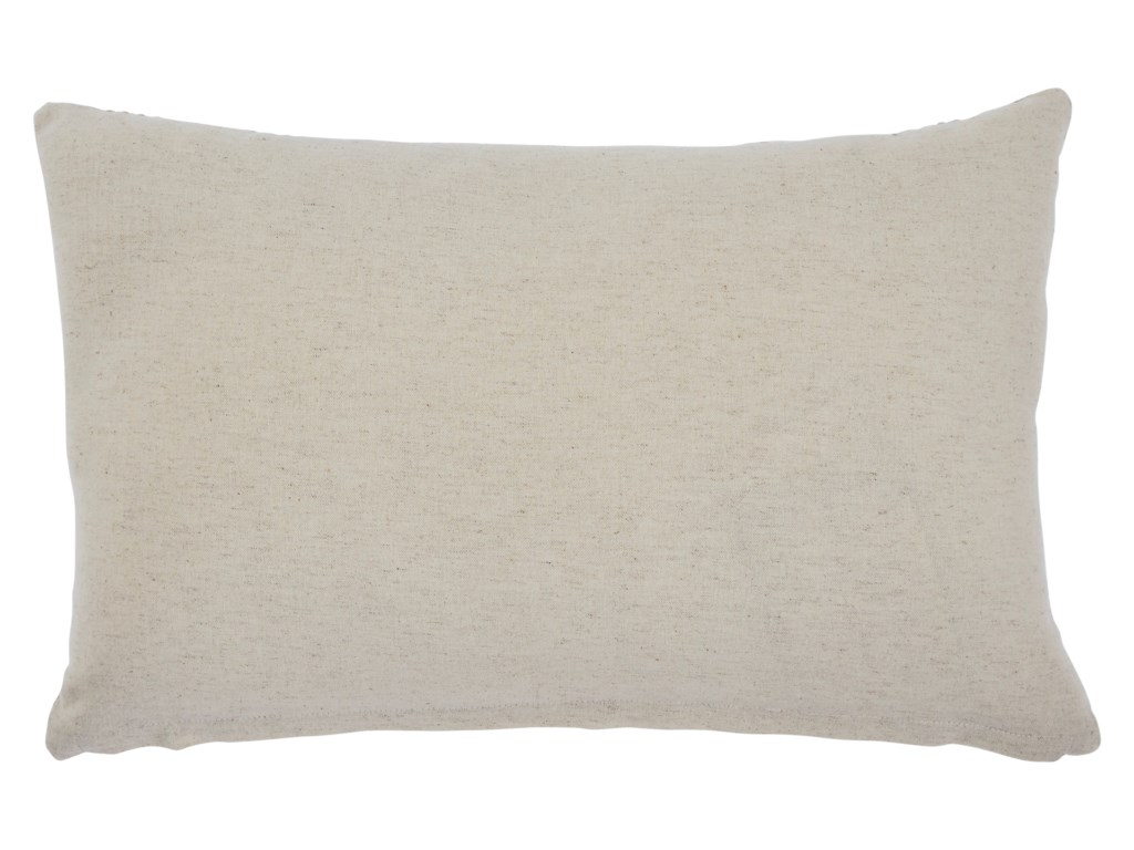 Signature Design by Ashley PillowsIrvetta Cream/Taupe Pillow