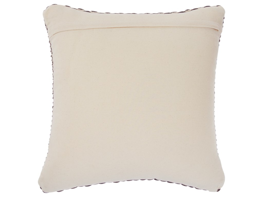 Signature Design by Ashley PillowsBertin Gray/Natural Pillow