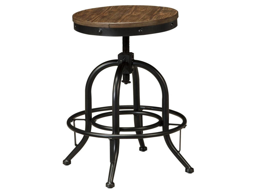 Signature Design by Ashley PinnadelSwivel Stool