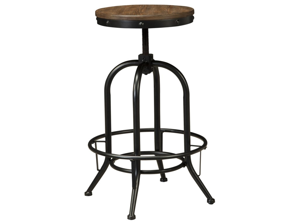 Signature Design by Ashley PinnadelTall Swivel Stool