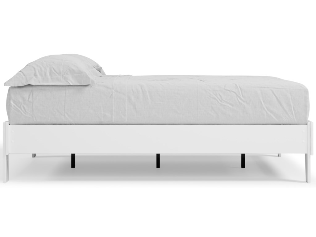 Signature Design by Ashley PipertonFull Platform Bed