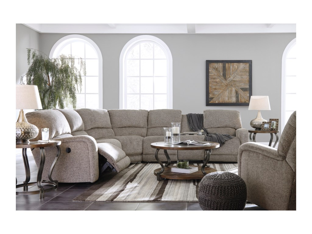 Signature Design by Ashley PittsfieldReclining Living Room Group