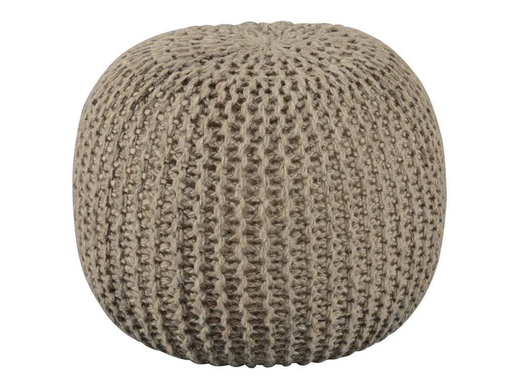Signature Design by Ashley PoufsLatricia Natural Pouf