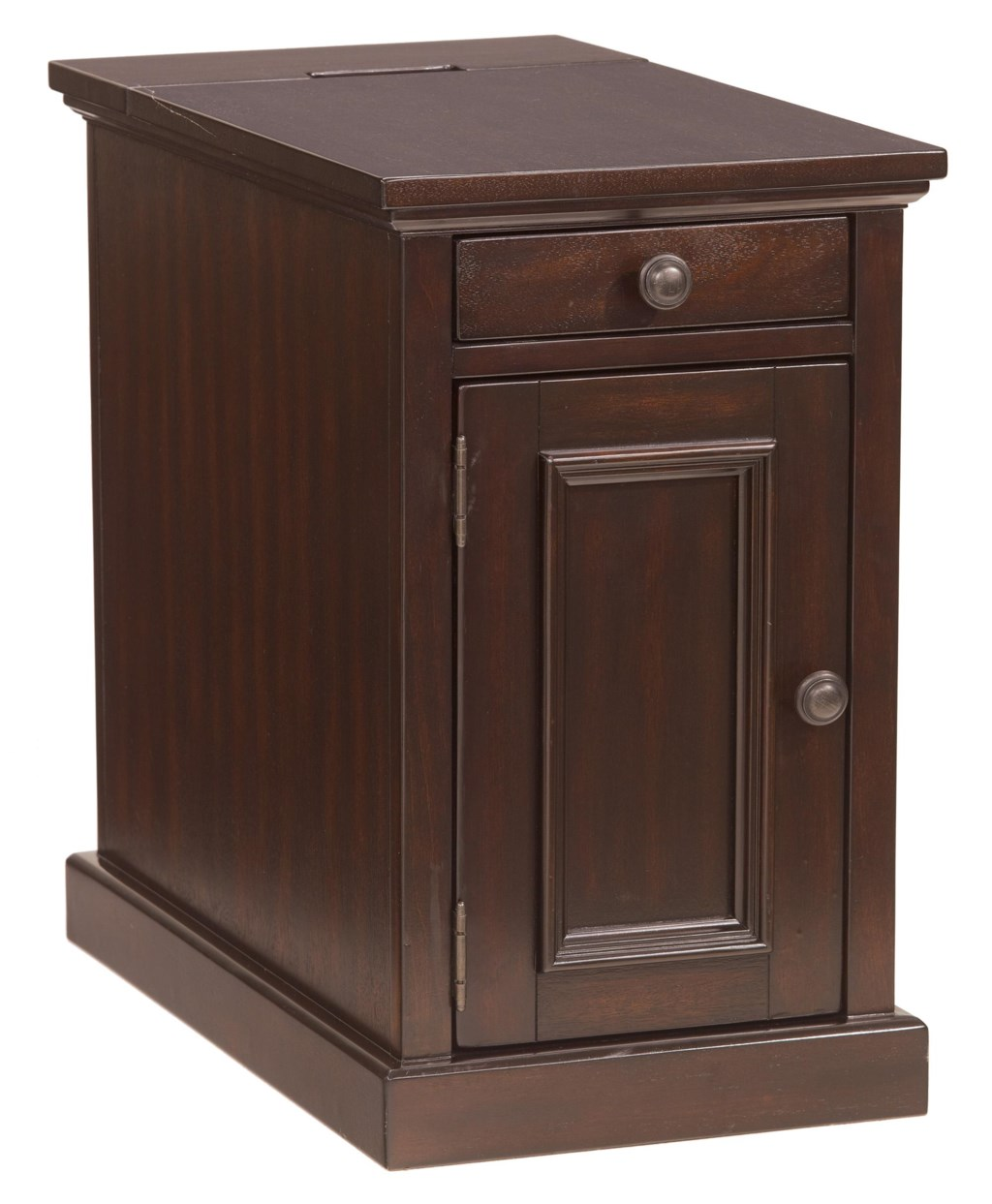 Signature Design By Ashley Laflorn Chairside End Table With Power