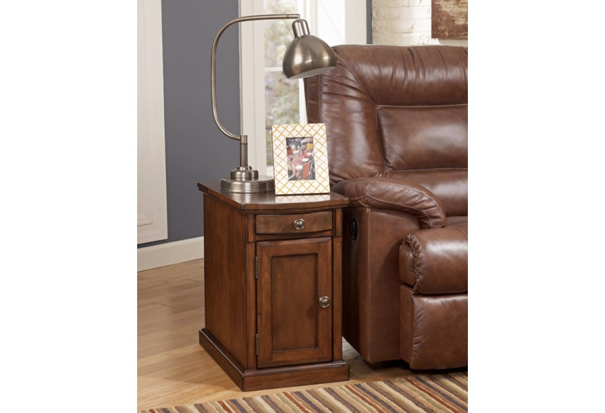 Ashley Signature Design Laflorn T127 565 Chairside End Table With