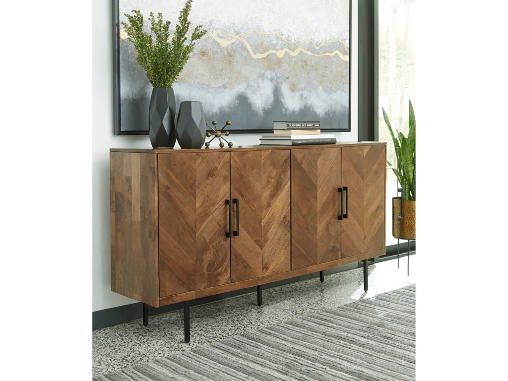 Signature Design by Ashley PrattvilleAccent Cabinet
