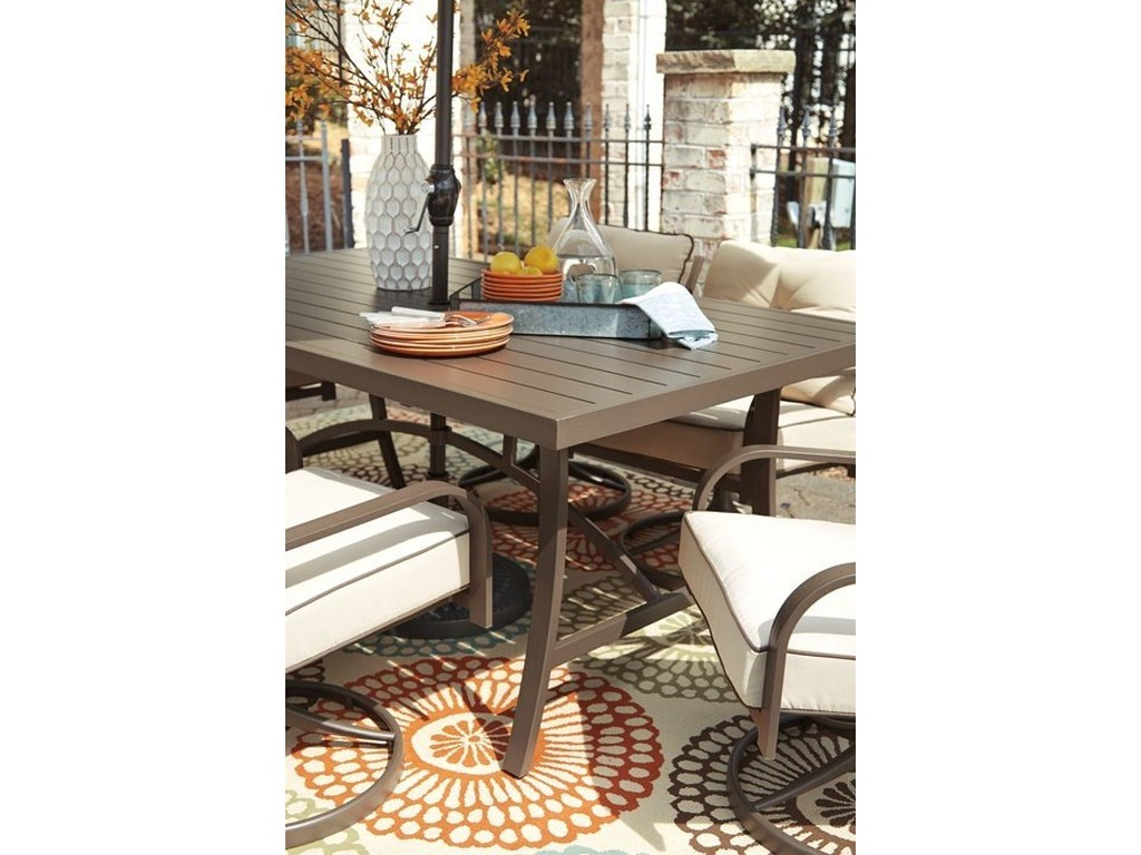 Signature Design by Ashley PredmoreOutdoor Dining Table