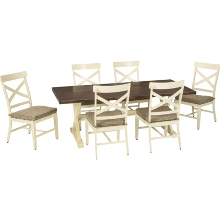 7-Piece Outdoor Dining Set