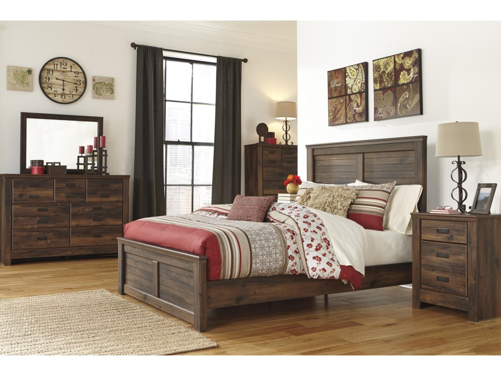 Ashley (Signature Design) QuindenBedroom Mirror