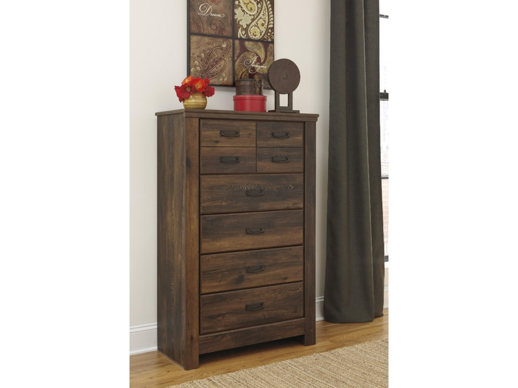 Ashley (Signature Design) QuindenFive Drawer Chest