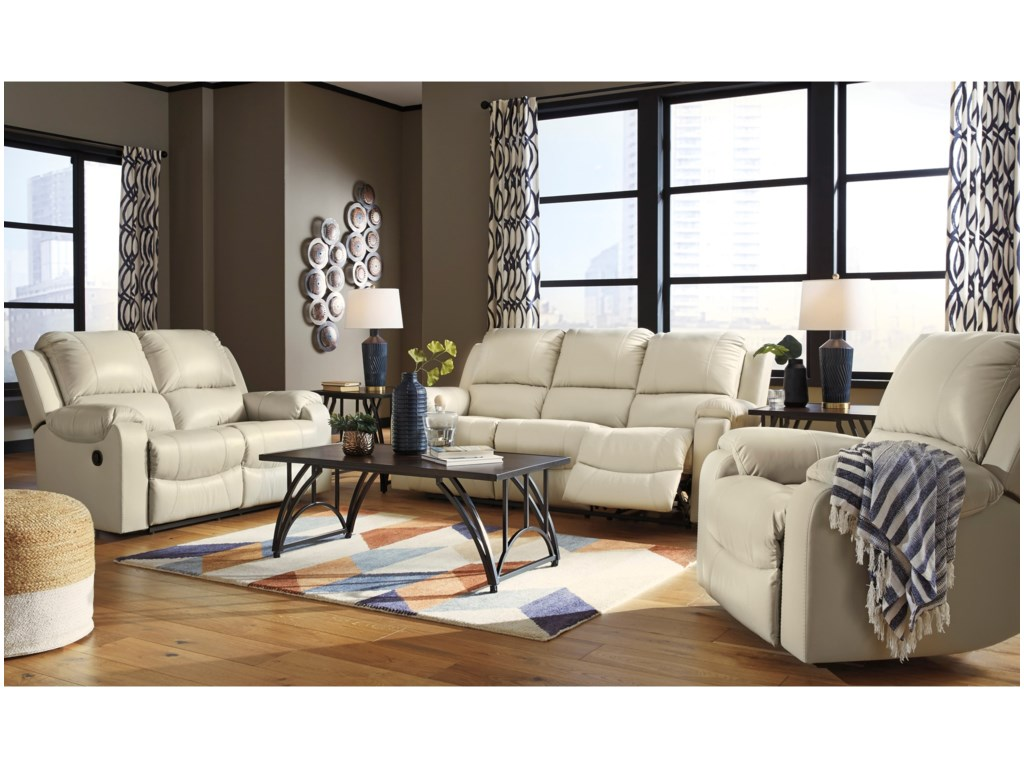 Signature Design by Ashley RackingburgReclining Living Room Group