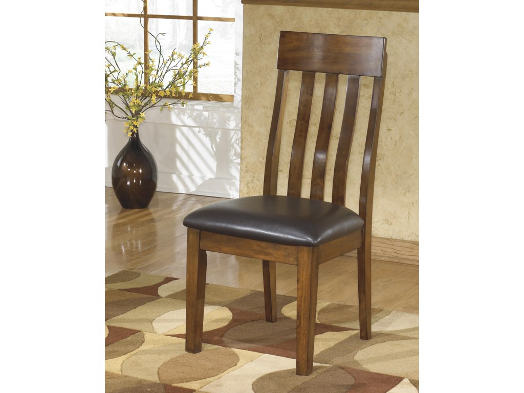 Signature Design by Ashley Ralene7 Pc Dining Set with Bench