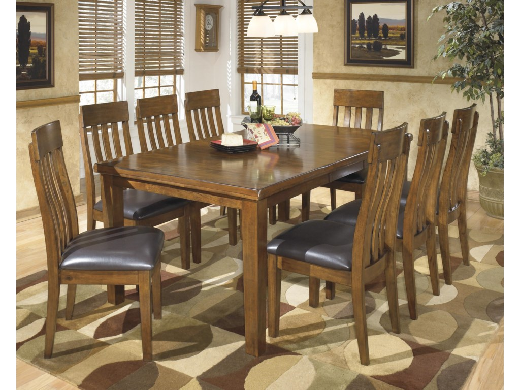 Signature Design by Ashley Ralene9-Pc Dining Set