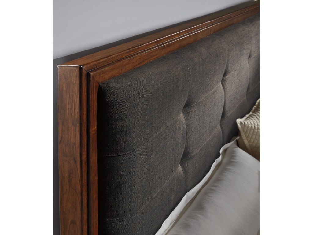Signature Design by Ashley RaleneKing Upholstered Bed with Storage Footboard