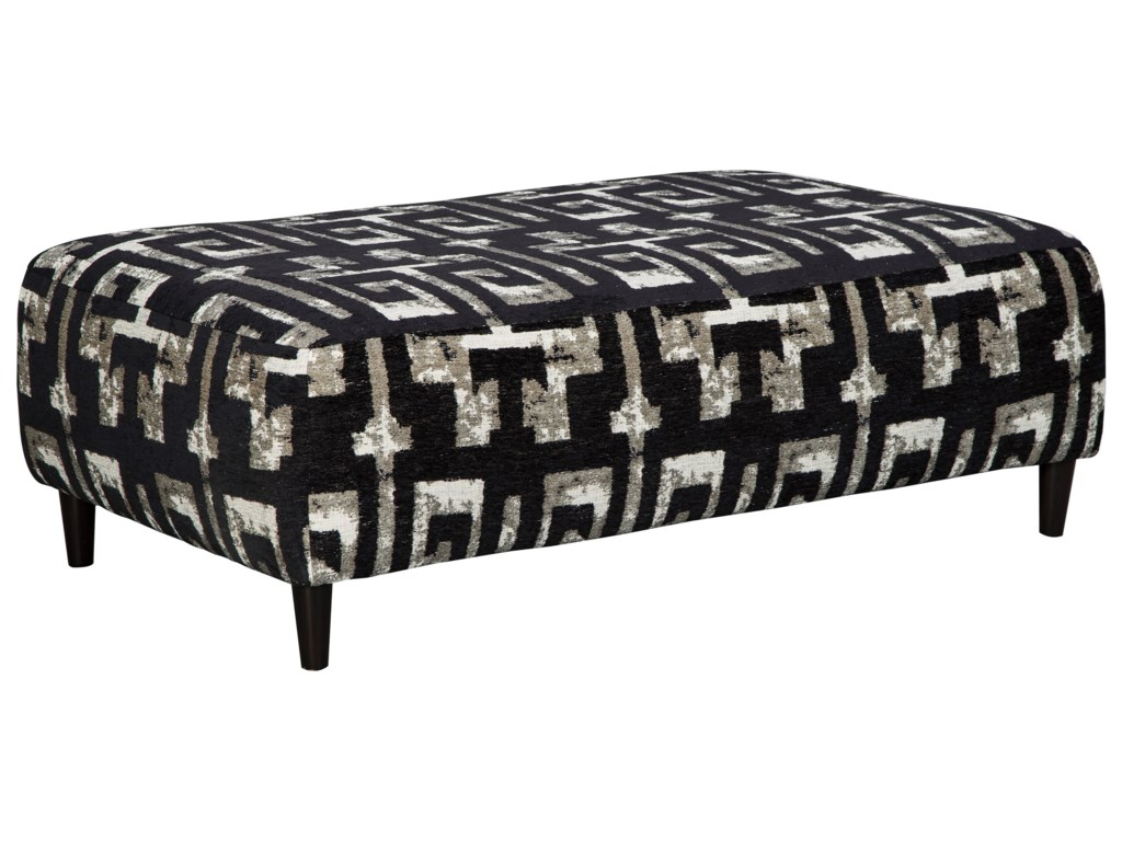 Signature Design by Ashley RavenstoneOversized Accent Ottoman