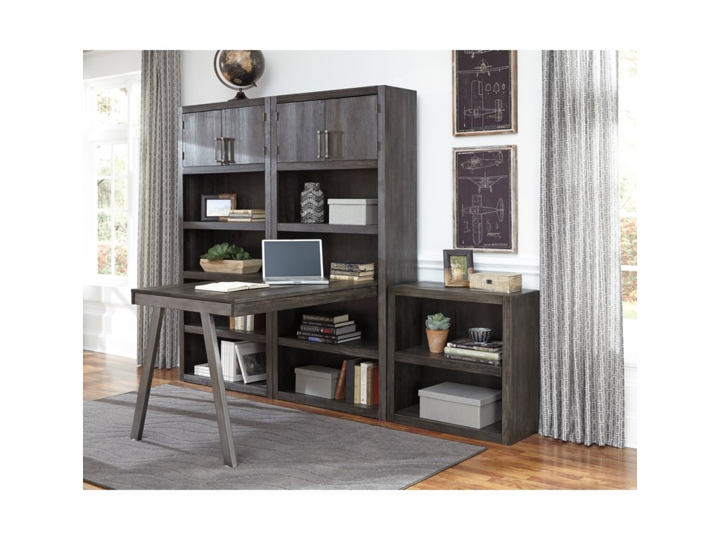 Signature Design by Ashley RaventownLarge Bookcase
