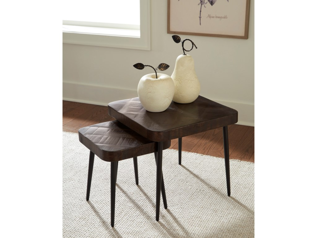 Signature Design by Ashley RavenwoodAccent Table Set