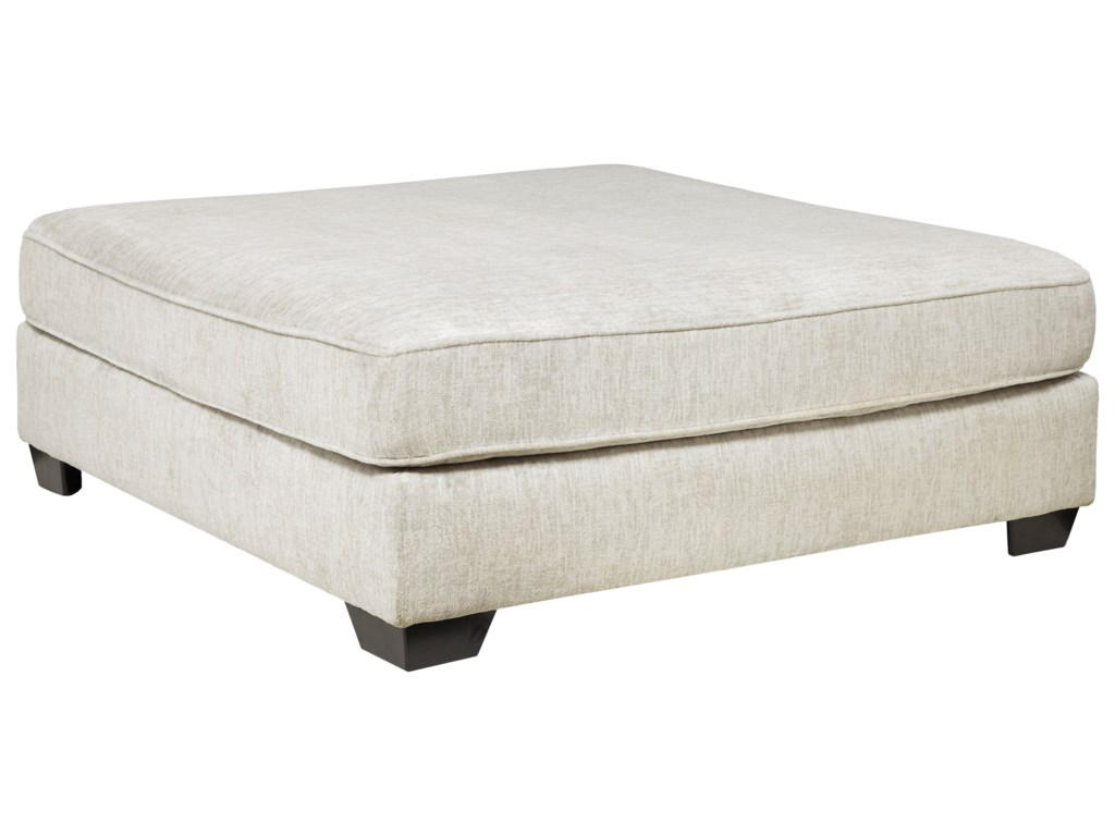 Signature Design by Ashley RawcliffeOversized Accent Ottoman