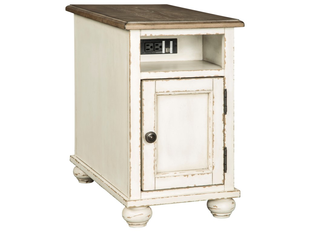 Signature Design by Ashley RealynChairside End Table