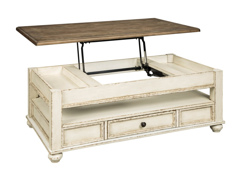 Signature Design by Ashley RealynLift-Top Cocktail Table